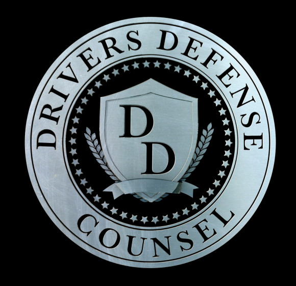 Drivers Defense Counsel Seal