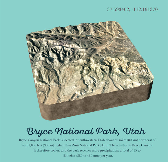National Parks 3D Re-Creation