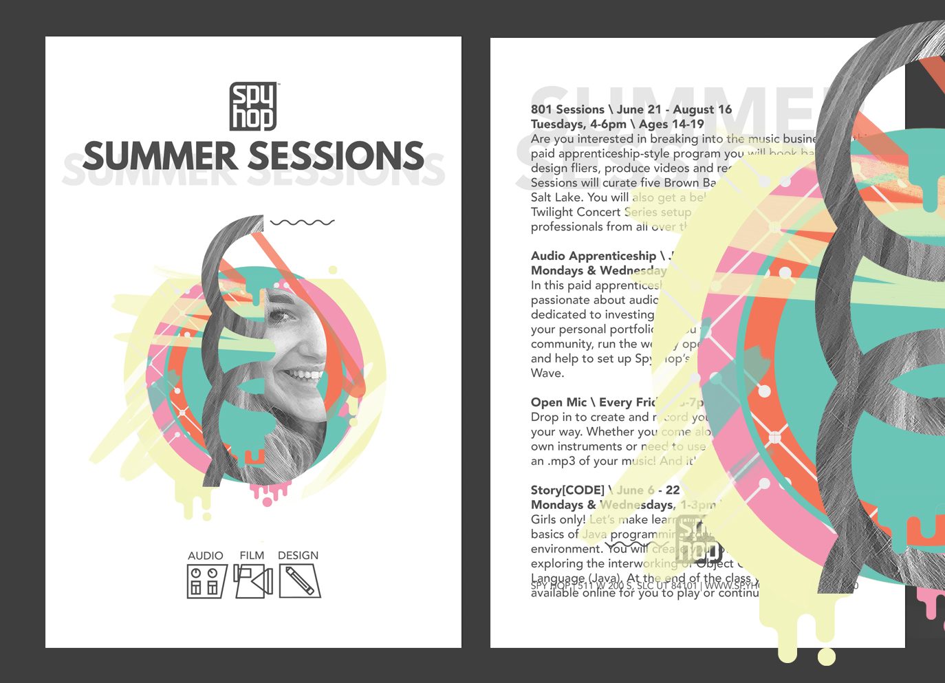 summer for web sessions